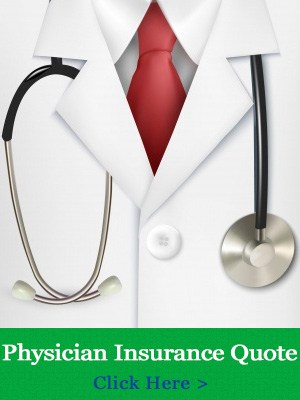 physician insurance quote