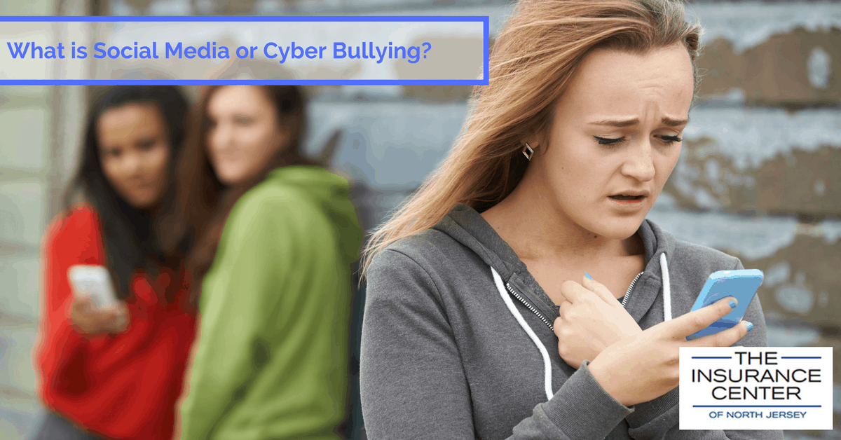 What is Social Media or Cyber Bullying? | Insurance Center ...