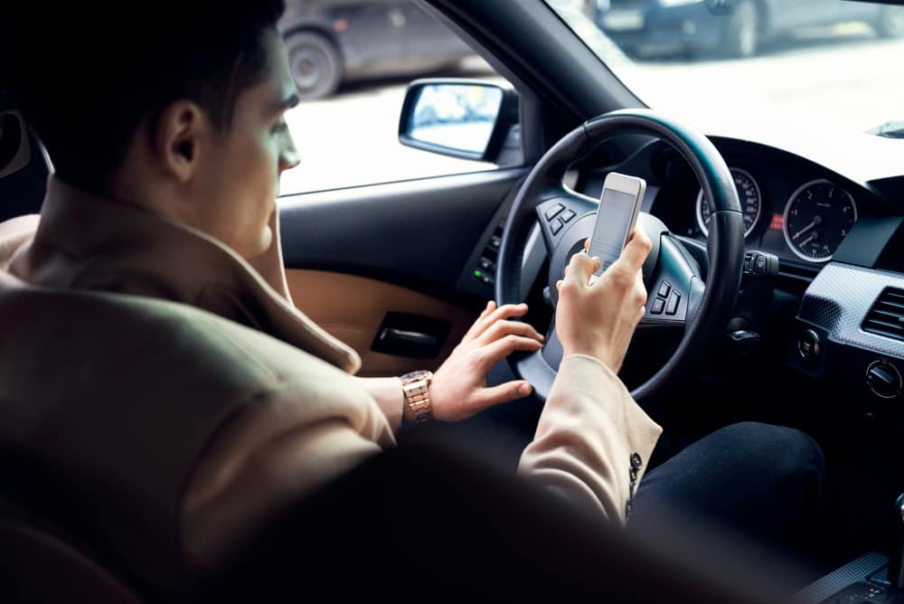 7 Driving Distractions and How To Drive Smarter