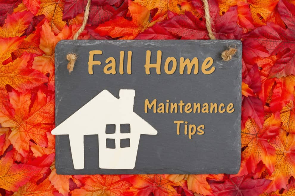 Fall Home Maintenance Tips And Checklist